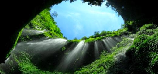 Madakaripura Waterfall Surabaya Bromo
