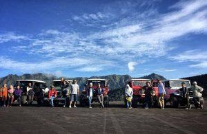 Pakej Percutian Surabaya Bromo Malang 5 Hari 4 Malam