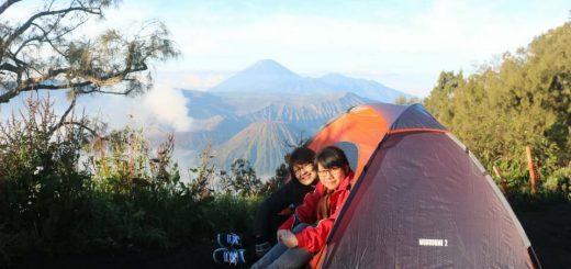 Paket Percutian Camping Bromo 2 Hari 1 Malam