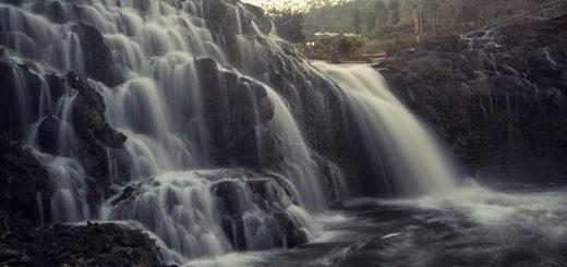 Mini Niagara Waterfall Kawah Ijen Surabaya