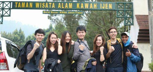 Pakej Percutian Surabaya Kawah Ijen 2 Hari 1 Malam