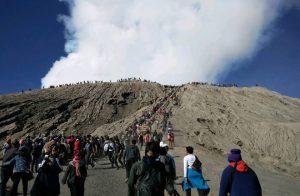 Kawah Gunung Bromo Surabaya