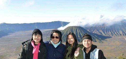Pakej Percutian Bromo Madakaripura Bukit Jaddih