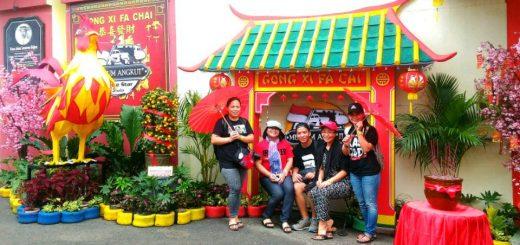 Pakej Percutian Tahun Baru Cina Ke Surabaya