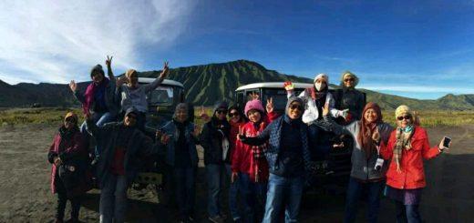 Pakej Ground Ke Bromo Malang Surabaya