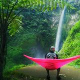 Coban Pelangi Waterfall Surabaya