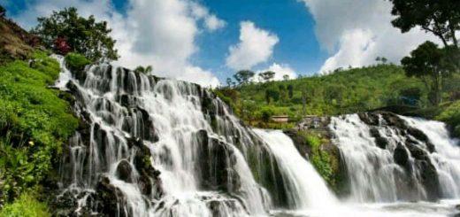 Indahnya Mini Niagara Waterfall Surabaya