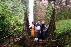 Coban Rondo Waterfall Surabaya