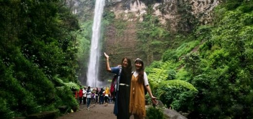 Coban Rondo Waterfall Surabaya