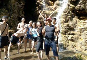 Coban Sewu Waterfall Surabaya