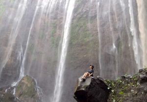 Coban Sewu Waterfall Surabaya