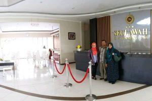 Percutian Surabaya 4 Hari 3 Malam - Dila Rasol