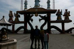 Percutian Surabaya Bromo - Dato Lee Bun