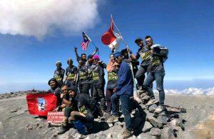 Pakej Hiking Gunung Semeru 4 Hari 3 Malam