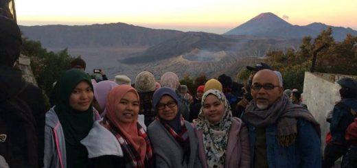 Pakej Percutian Surabaya Bromo Murah
