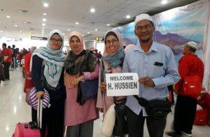 Pakej Percutian ke Malang Surabaya - H.Hussien