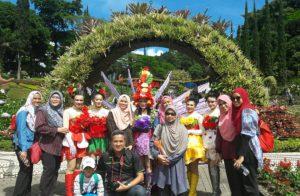 Taman 1000 Bunga Di Malang Surabaya