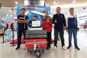 Pakej Percutian Surabaya Bromo - Fauzi