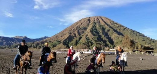 Pakej Trip Surabaya Bromo Madakaripura Pantai Gili