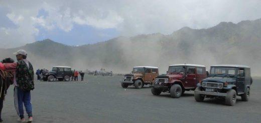 Angin Kencang Di Gunung Bromo Surabaya