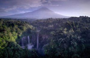 Pakej Percutian Midnight ke Tumpak Sewu Waterfall