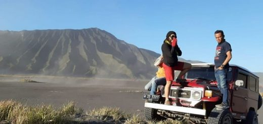 Pakej Percutian Surabaya Bromo - Jasmine